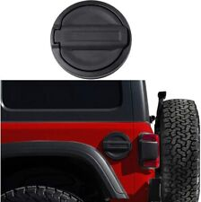 Fuel Filler Door Gas Cap Cover Accessories For 2018-2021 Jeep Wrangler Jl T
