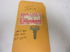 Kawasaki MC1,KH100,KT250  1973-1976 Blank Ignition Key # 1031  27008-1031