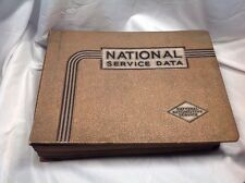 1959 1960 1961 National Service Data Manual