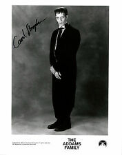 Carel Struycken signed The Addams Family publicity photo / autograph 8x10