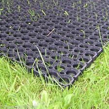 caoutchouc résistant gazon Tapis 1m x 1m pour enfants Playground jardin sol
