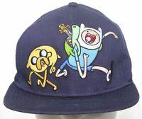 NWOT Adventure Time With Finn & Jake Cap Cartoon Network TV Series Hat 1Size Cap