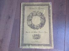 REDOUTE (Pierre-Joseph) ALBUM DE REDOUTE 1824