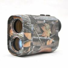 Visionking 6x25 Laser Range Finder Hunting Golf Rain Model: 600m Camo golf