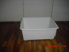 IKEA Slugis Aufbewahrungsbox - weiß -