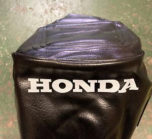 motorcycle Seat Cover Honda cg 125 cg125 k 1978 1979 1980 1981 1982 1983 125cc