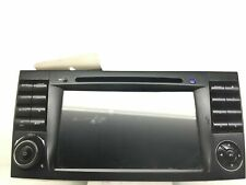 Mercedes Benz W211 Android 7.1.2 Radio Sat Nav CD Player XTRONS PA77M211P