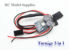 Turnigy 3-in-1 Battery Monitor Signal Loss and Lost RC Plane Heli Drone Alarm UK