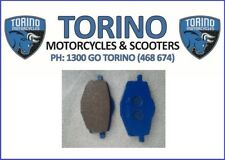 Torino Front Brake Pads Galetta - OEM Spare Parts