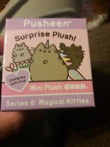 Gund Pusheen Blind Box Series 6 Magical Kitties Mini Plush UNOPENED