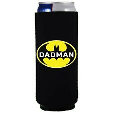 Dadman Slim Can Coolie, Father's Day Funny Gift; Compatible with Ultra