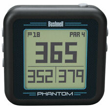 New in box Bushnell Phantom Handheld GPS. Model #368820. Black