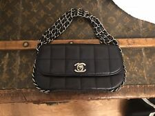Authentic Chanel Chain Around Clutch Mini