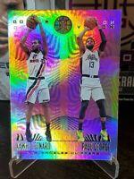 Kawhi Leonard George 2019-20 19-20 Panini Illusions Double Vision LA Clippers