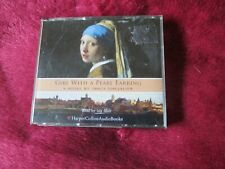TRACY CHEVALIER - GIRL WITH A PEARL EARRING - 3 CD AUDIO BOOK SET