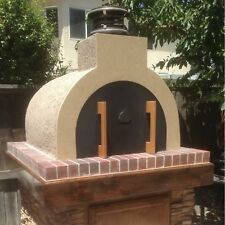 Wood Fired Pizza Oven • DIY Outdoor Fireplace - Get Both w/ a Wood Burning Oven!
