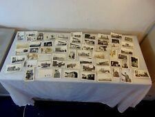 1943-1944 WWII Soldiers 59 Original B&W Photographs Chanute Field Army Air Force