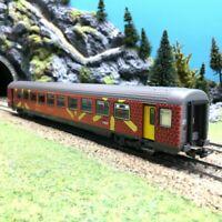 Voiture Corail VTU 2CL Languedoc Roussillon Ep VI SNCF-HO 1/87- PIKO 97091