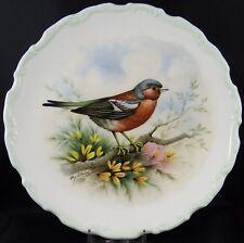 Royal Albert Reg Johnson Woodland Birds Plate ~ Robin