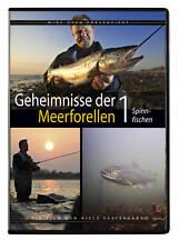 DVD Geheimnisse der Meerforellen 1 Spin Blinker Sbiro