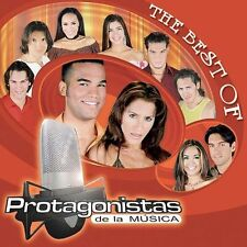 Protagonistas de la Musica, Vol. 2 by Various Artists (CD, Mar-2003, Sony...