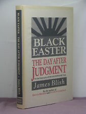 signed, Black Easter / The Day After Judgment by James Blish, Gregg Press (1980)