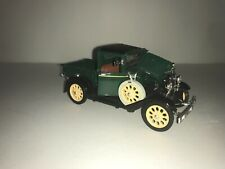 National Motor Museum,1931 Green Ford Pickup Model A 1:32,