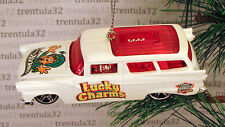 LUCKY CHARMS CEREAL '55 FORD RANCH STATION WAGON 1955 CHRISTMAS ORNAMENT XMAS
