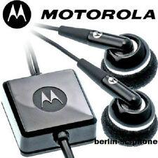10 Stück Motorola Headset Kopfhörer RAZR V3 V3i Motorazr V3x V3xx V6 Z3 Z8 K1 K3