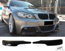 BMW 3 SERIES E90 E91 LCI M SPORT BUMPER CORNER SPLITTERS