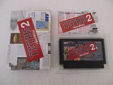 TETRIS 2 + BomBliss - NINTENDO FAMICOM - Jeu NES NTSC Jap Complet