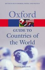 Oxford Quick Reference: A Guide to Countries of the World by Peter Stalker...