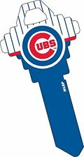 MLB Schlage Key Blank, Chicago Cubs, NEW