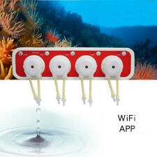 Intelligent Jebao Auto DOSER 3.4/2.4 Aquarium Dosing Pump WiFi Metering Machine