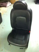 2002 Hyundai Sonata Front Passenger Black Leather Seat Air Bag 02 FREE SHIPPING!