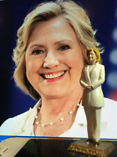 HILLARY CLINTON FIGURINE - ADD TO YOUR MARX COLLECTION