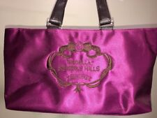 Modella Beverly Hills Plum Purple Brown Tote