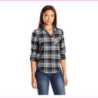 Pendleton Women's Long Sleeve Flannel Shirt