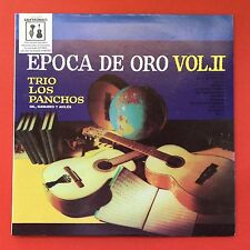Trio Los Panchos Gil Navarro Aviles Epoca De Oro Vol II Bolero Stereo CAYTRONICS