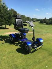 GOLF BUGGY ELECTRIC BLUE 2018 MODEL NEW