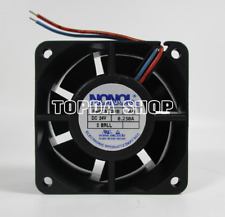 NONOIse F6025X24B AH Double ball DC cooling fan DC24V 0.25A 60mm*60mm*25mm 2pin