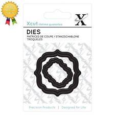 Xcut Metal Dies *PARENTHESIS* 2 Piece - DoCrafts - Die Cutting Square Rectangle