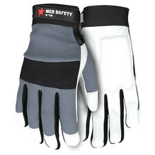 Mcr Safety 919xl Mechanics Glovexlfull Fingerpr