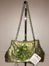 NWT, Designer Mad Bags Beaded Evening Handbag, MSRP $ 36.00