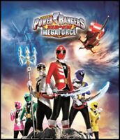 Nuovo Power Rangers - Super Megaforce - Volume 3 - Leggendario Battaglia DVD