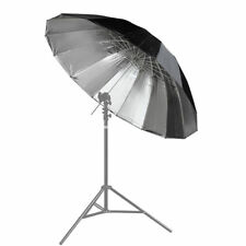 UR03 Paraguas Fotográfico//Foto Reflector de Luz Weifeng 107cm Granulado//Plata