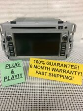 CHEVY EQUINOX Navigation Radio 2008 2007 GPS MP3 AUX CD 15942547  PLUG & PLAY