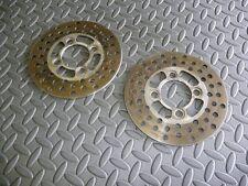 YAMAHA Banshee Warrior front wheel disc brake rotors 1987-2006