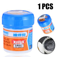 XG-50 42g Repair Solder Welding Mechanic Flux Paste Grease Sn63 Pb37 25-45um