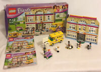 Lego Friends 41134 Heartlake Performance School 2016 BoxInstructions 99%Complete